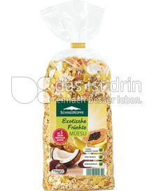 Produktabbildung: Schneekoppe Exotische Früchte Müesli 750 g