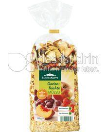 Produktabbildung: Schneekoppe Garten-Früchte Müesli 750 g