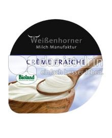 Produktabbildung: Weißenhorner Crème Fraîche 150 g