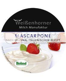 Produktabbildung: Weißenhorner Mascarpone 250 g