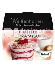 Produktabbildung: Weißenhorner Tiramisu Himbeere 100 g