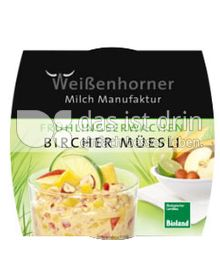 Produktabbildung: Weißenhorner Bircher Müesli Frühlingserwachen 150 g