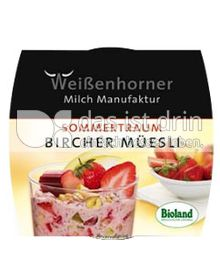 Produktabbildung: Weißenhorner Bircher Müesli Sommertraum 150 g