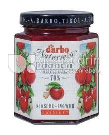 Produktabbildung: D'arbo Kirsche-Ingwer 200 g