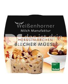 Produktabbildung: Weißenhorner Bircher Müesli Herbstmärchen 150 g
