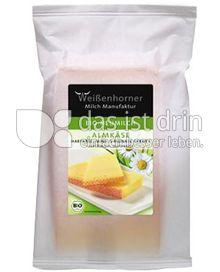 Produktabbildung: Weißenhorner Bio-Heumilch Almkäse 150 g