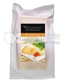 Produktabbildung: Weißenhorner Bio-Heumilch Bierkäse 150 g