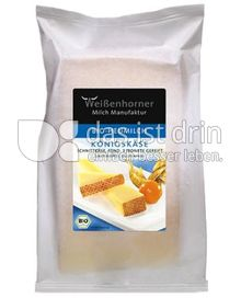 Produktabbildung: Weißenhorner Bio-Heumilch Königskäse 150 g