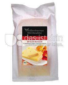 Produktabbildung: Weißenhorner Bio-Heumilch Wiesenkäse 150 g