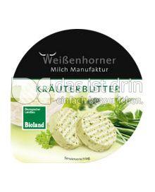 Produktabbildung: Weißenhorner Kräuterbutter 100 g