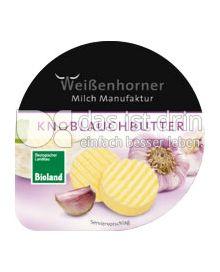 Produktabbildung: Weißenhorner Knoblauchbutter 100 g