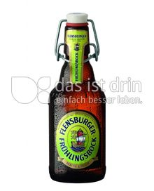 Produktabbildung: Flensburger Frühlingsbock 0,33 l