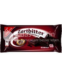 Produktabbildung: Gut & Günstig Zartbitter Schokolade 100 g