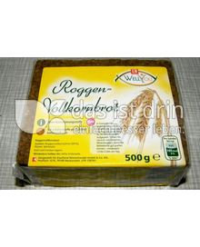 Produktabbildung: Well You Roggen-Vollkornbrot 500 g