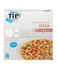 Produktabbildung: TiP Steinofen Pizza Schinken 700 g