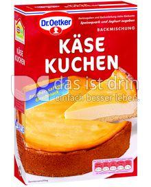 Produktabbildung: Dr. Oetker Käse Kuchen 570 g
