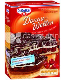 Produktabbildung: Dr. Oetker Donauwellen 480 g