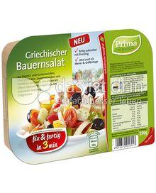 Produktabbildung: Prima Menü Griechischer Bauernsalat 250 g