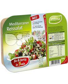 Produktabbildung: Prima Menü Mediterraner Reissalat 250 g