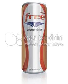 Produktabbildung: free energy drink 250 ml