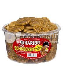 Produktabbildung: Haribo Cola Schnecken 1200 g