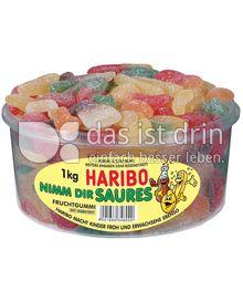 Produktabbildung: Haribo Nimm Dir Saures 1000 g