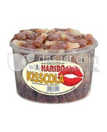 Produktabbildung: Haribo Kisscola 1350 g