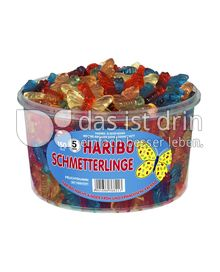 Produktabbildung: Haribo Schmetterlinge 1200 g