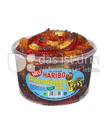 Produktabbildung: Haribo Tausenfüssler XXL 1200 g