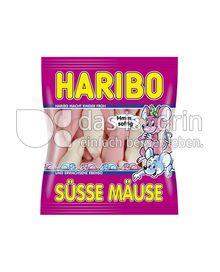 Produktabbildung: Haribo Süsse Mäuse 200 g