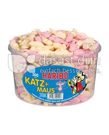Produktabbildung: Haribo Katz+Maus 600 g