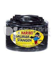 Produktabbildung: Haribo Salmiak-Stangen 1200 g