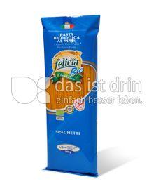 Produktabbildung: felicia bio Mais Spaghetti 500 g