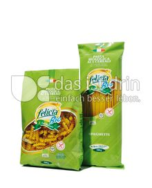 Produktabbildung: felicia bio 3-Korn Spaghetti 500 g