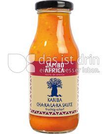 Produktabbildung: Jambo Africa Kariba Cha-ka-la-ka Sauce 250 ml