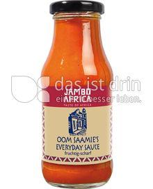 Produktabbildung: Jambo Africa Oom Saamie's Everyday Sauce 250 ml