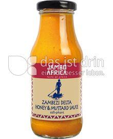 Produktabbildung: Jambo Africa Zambezi Delta Honey & Mustard Sauce 250 ml