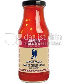 Produktabbildung: Jambo Africa Masai Mara Sweet Chilli Sauce 250 ml