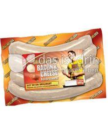 Produktabbildung: Zimbo Grillhelden Bacon & Cheese Rostbratwurst 300 g
