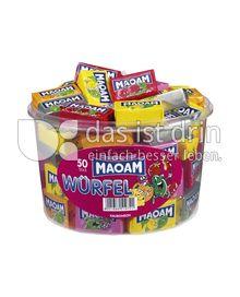 Produktabbildung: Maoam Würfel 1100 g