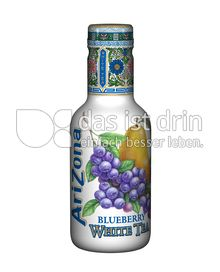 Produktabbildung: Arizona Blueberry White Tea 473 ml