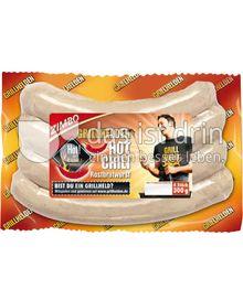 Produktabbildung: Zimbo Grillhelden Hot Chili Rostbratwurst 300 g