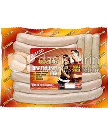 Produktabbildung: Zimbo Grillhelden Bratwurst Mix 690 g