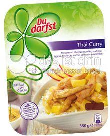 Produktabbildung: Du darfst Thai Curry 350 g