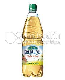 Produktabbildung: Krumbach Sanfte Schorle Apfel-Birne 1 l