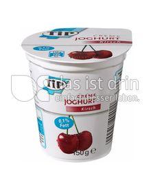 Produktabbildung: TiP Creme Joghurt Kirsch 150 g