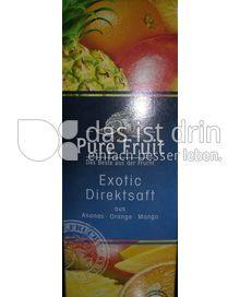 Produktabbildung: Pure Fruit Exotic Direktsaft 1 l
