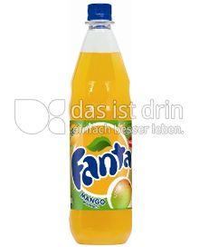 Produktabbildung: Fanta World Mango 1 l