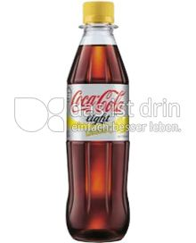 Produktabbildung: Coca-Cola Coke light Lemon C 0,5 l