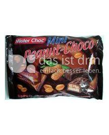 Produktabbildung: Mister Choc Mini Peanut Choco 350 g